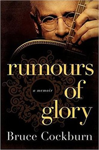 Rumours of Glory (book) - Image: Rumours of Glory (book)