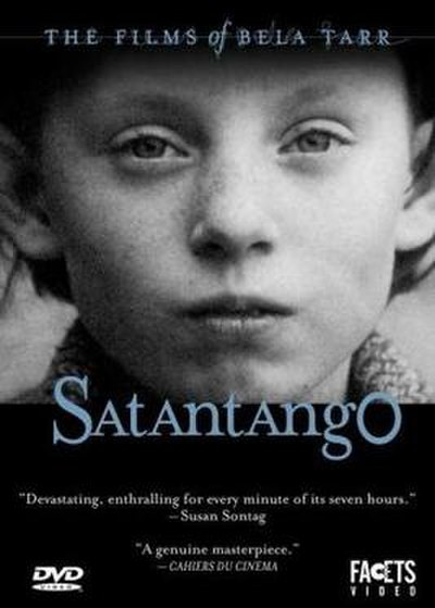 Picture of a movie: Sátántangó