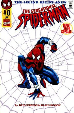 The Sensational Spider-Man - Image: Sensational Spider Man 0