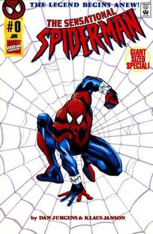 The Sensational Spider-Man - Image: Sensational Spider Man 0