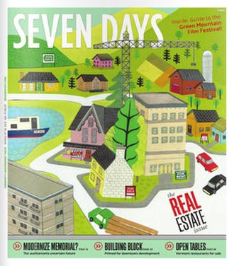 Seven Days (newspaper) - Image: Seven Days (newspaper)