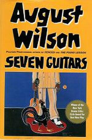 Seven Guitars - Image: Seven Guitars (August Wilson play poster)