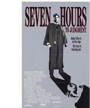Seven Hours to Judgment - Theatrical release poster