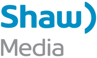 Shaw Media television broadcasting division of Shaw Communications