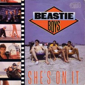 She's on It - Image: She's on It Beastie Boys
