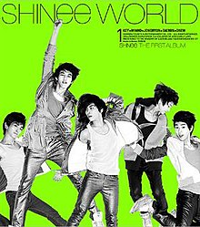 The Shinee World - Wikipedia