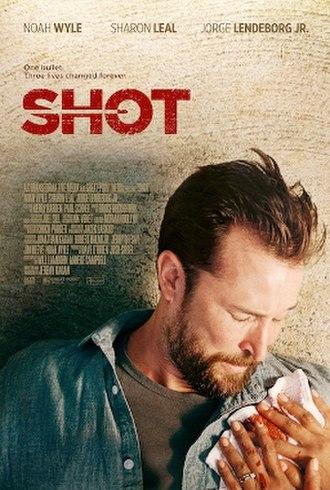Shot (2017 film) - Image: Shot 2017 poster