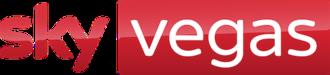 Sky Betting & Gaming - Sky Vegas logo used since 21 October 2011.