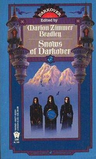 Snows of Darkover - Cover of the first edition