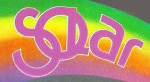 SOLAR Records - Image: Solarlogo