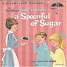 Spoonful of Sugar 45 cover.jpg