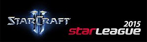 StarCraft II StarLeague - Image: Star Craft II Star League Logo