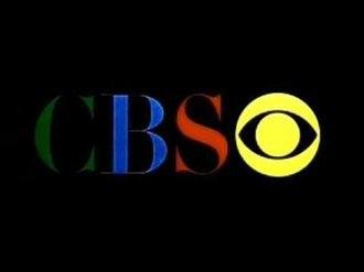 "CBS Thursday Night Movie - Image: Still frame from CBS ""color"" logo, circa 1964 67"