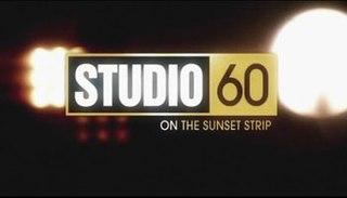 <i>Studio 60 on the Sunset Strip</i> American comedy-drama television series