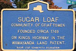 Sugar Loaf Ny >> Sugar Loaf New York Wikipedia