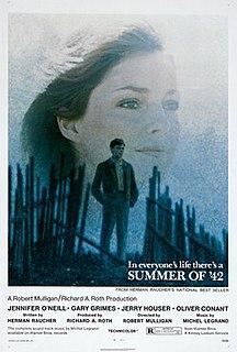 <i>Summer of 42</i> 1971 film by Robert Mulligan