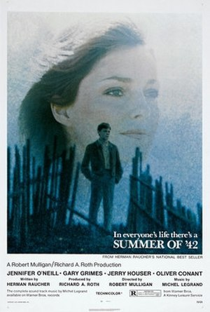 Summer of '42 - Image: Summer of '42 POSTER
