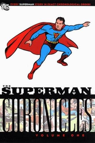 DC Chronicles - Image: Superman Chronicles V1