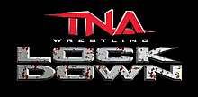 The TNA Lockdown logo