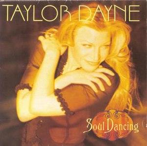 Soul Dancing - Image: Taylor Dane Soul Dancing CD