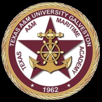 Texas A&M University at Galveston - Image: Texas A&M Maritime Academy logo
