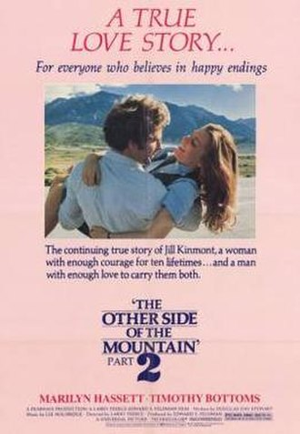 The Other Side of the Mountain Part 2 - Image: The other side of mountain part 2 movie poster 1978