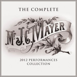 The Complete 2012 Performances Collection - Image: The Complete 2012Performances Collection