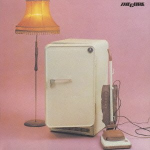Three Imaginary Boys - Image: The Cure Three Imaginary Boysalbumcover