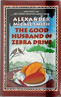 <i>The Good Husband of Zebra Drive</i>