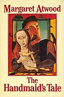 Picture of a book: The Handmaid's Tale