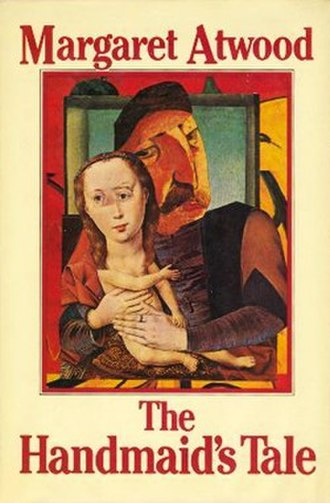 The Handmaid's Tale - Cover of the first edition