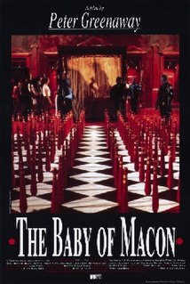 <i>The Baby of Mâcon</i> 1992 film by Peter Greenaway