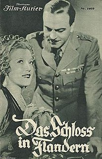 <i>The Castle in Flanders</i> 1936 film