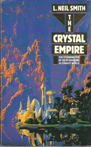 The Crystal Empire (novel) - Cover of the first edition