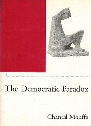 The Democratic Paradox - Cover of the first edition