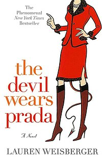 <i>The Devil Wears Prada</i> (novel) 2003 novel on which 2006 film is based