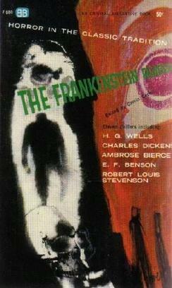 The Frankenstein Reader (front cover)