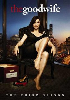 <i>The Good Wife</i> (season 3) season of television series