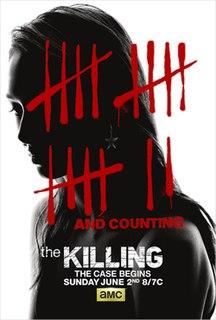 <i>The Killing</i> (season 3) Season of television series