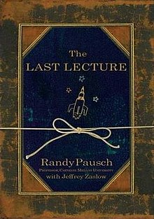 Image result for the last lecture