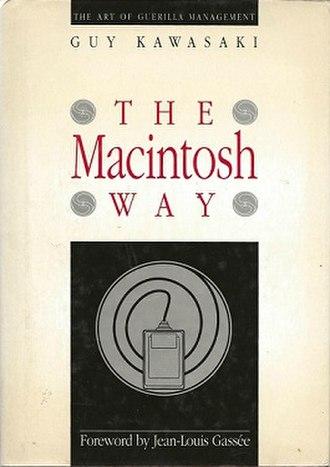 The Macintosh Way - Image: The Macintosh Way