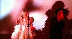 The Polyamorous Affair - The Polyamorous Affair performing at Rotor Salon in Berlin on 10 September 2010.