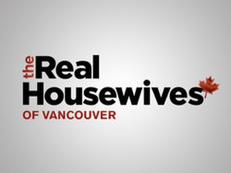 The Real Housewives of Vancouver - Image: The Real Housewives of Vancouver logo