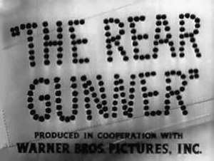 The Rear Gunner - Title frame