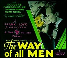 The Way of All Men 1930 Poster.jpg