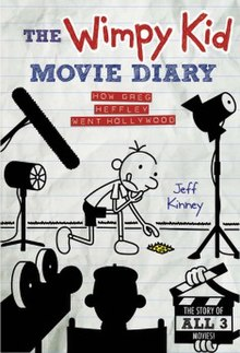 The Wimpy Kid Movie Diary Wikipedia