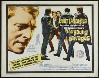 <i>The Young Savages</i> 1961 film by John Frankenheimer