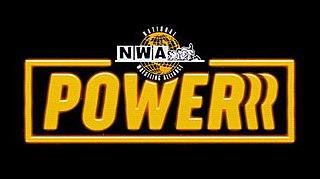 <i>NWA Power</i> American professional wrestling television program