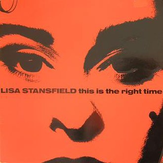 Lisa Stansfield — This Is the Right Time (studio acapella)
