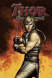 <i>Thor: Son of Asgard</i> comic book